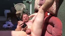 Perfectly Public Sunny Fleshlight Fuck