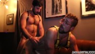 Ts gay clubs in la - Jay austin and michael tempesta flip fuck raw in gear in back of club