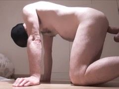Straight Man Experiments Fuck Machine - Anal Bbc Too Big, Ass Pounding
