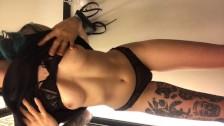 Almost Caught Masturbating in Dressing Room