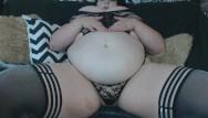 Bbw big bbobs - Daytona hale big fat belly and boobs
