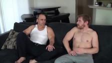 Gay Wedgie seks
