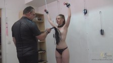 Old and Young - punishment with Phil Ghost for Cathy Crown