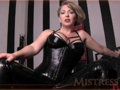 Small Penis Humiliation In Latex