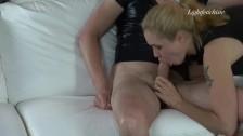 belle milf salope se masturbe et prépare ma bite