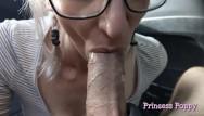 Nude poppy montgomery nipslip Daddys cum slut - car blowjob compilation for fathers day