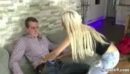 Tiny blonde slut - Deutsche amateurin beim echten user-date mit gordon78 von scout69