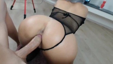 MY MILF WIFE CAN'T LIVE WITHOUT DEEP ANAL SEX