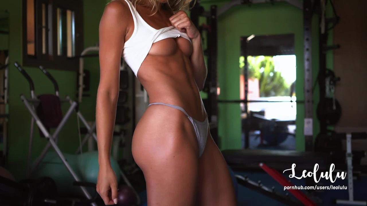 Fitness Girl Big Tit Fuck