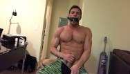 Bizzare self bondage stories free - Brandon cody self bondage jack off and cum