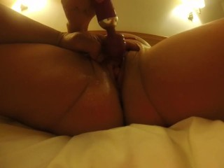 Watch my pussy squirt let me know if you like it