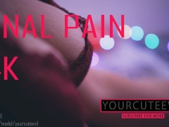 Anal pain homemade pov 4k YourCuteEvil 2160p