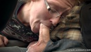 Ivy manor redhead Red head milf ivy sucking off hubby in public parking lot