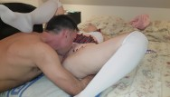 Dad loves to lick my pussy - He love lick my pussy :