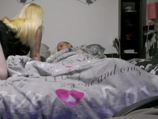 Pregnant meliss_vurig wakes up Gé_vurig surprise sex 11 minits