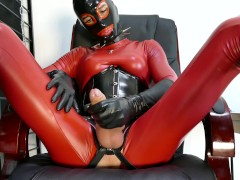 Shemale Dominatrix owns your Cock