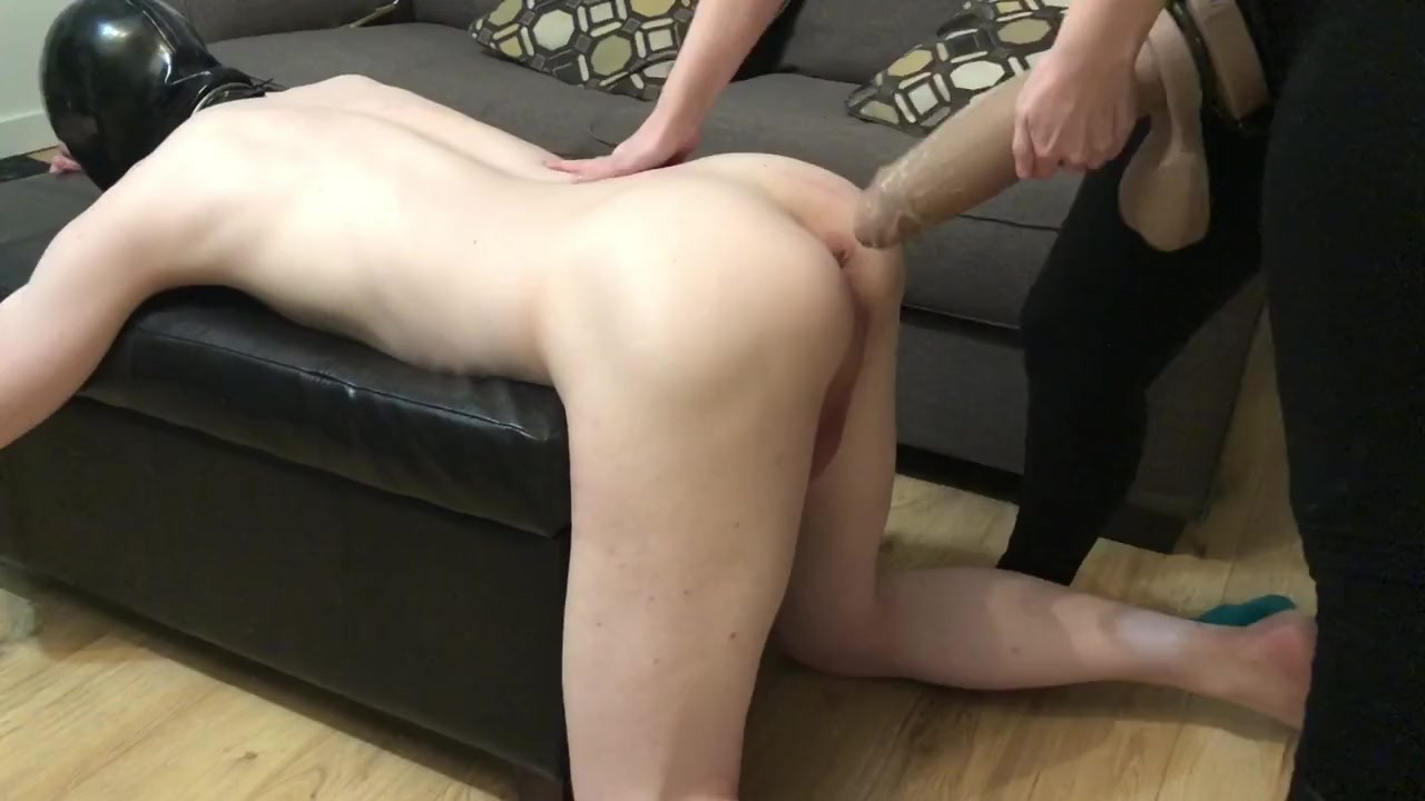 Pegging with vibrator