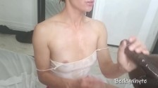 Throat Pie - Busted 3 Cum Loads In My Mouth Before Fucking