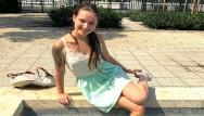 Teen reality tv casting German scout - 19 jahre alte mia nach der uni in arsch gefickt bei casting
