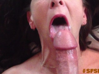 Sexy Granny Takes Cock In Every Juicy Hole
