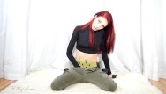 Kim baker nude Kim possible non-nude masturbation with magic wand