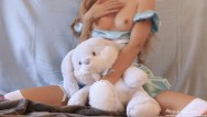 Alice in wonderland giant tits Teen girl alice masturbates and loves bunny from wonderland. missalice cums