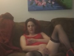 Squirting, Giant Pleasure Button, Dancing, And Smoking Fetish