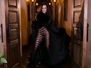 Sexy Hallway Solo Masturbation