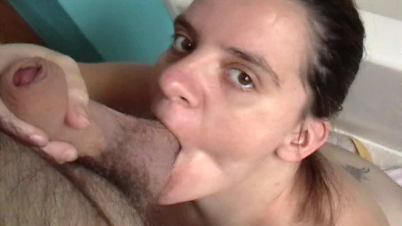 Pregnant Missy Sucks Uncut Cock For Huge Facial