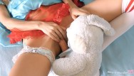 Miss bunny sex videos Tiny teen miss alice fucked by her bunny toy - big cock in tight pink pussy