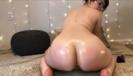 Hd anal Oil and butt stuff