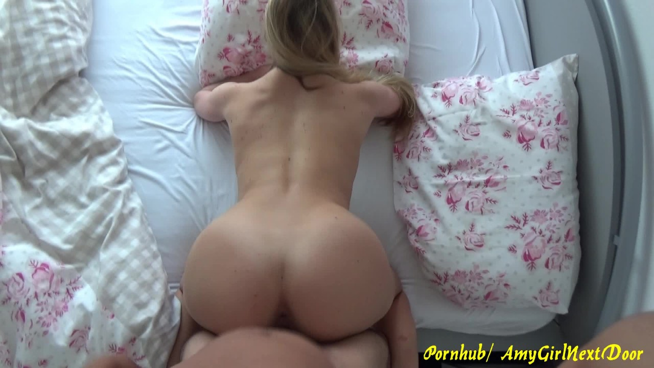 Pov Ass Spread Doggystyle