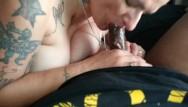 Milf tits pornhub Suckin daddy dick while he watches pornhub