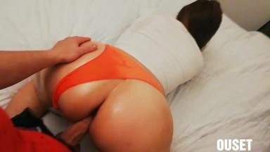 Fat girl porn facials