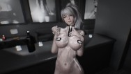 Transparent nude picture - Skyrim a latex transparent zipsuit girl