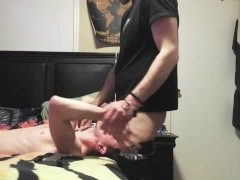Deepthroat Facefuck And Facial Cumshot With Beam And Champ
