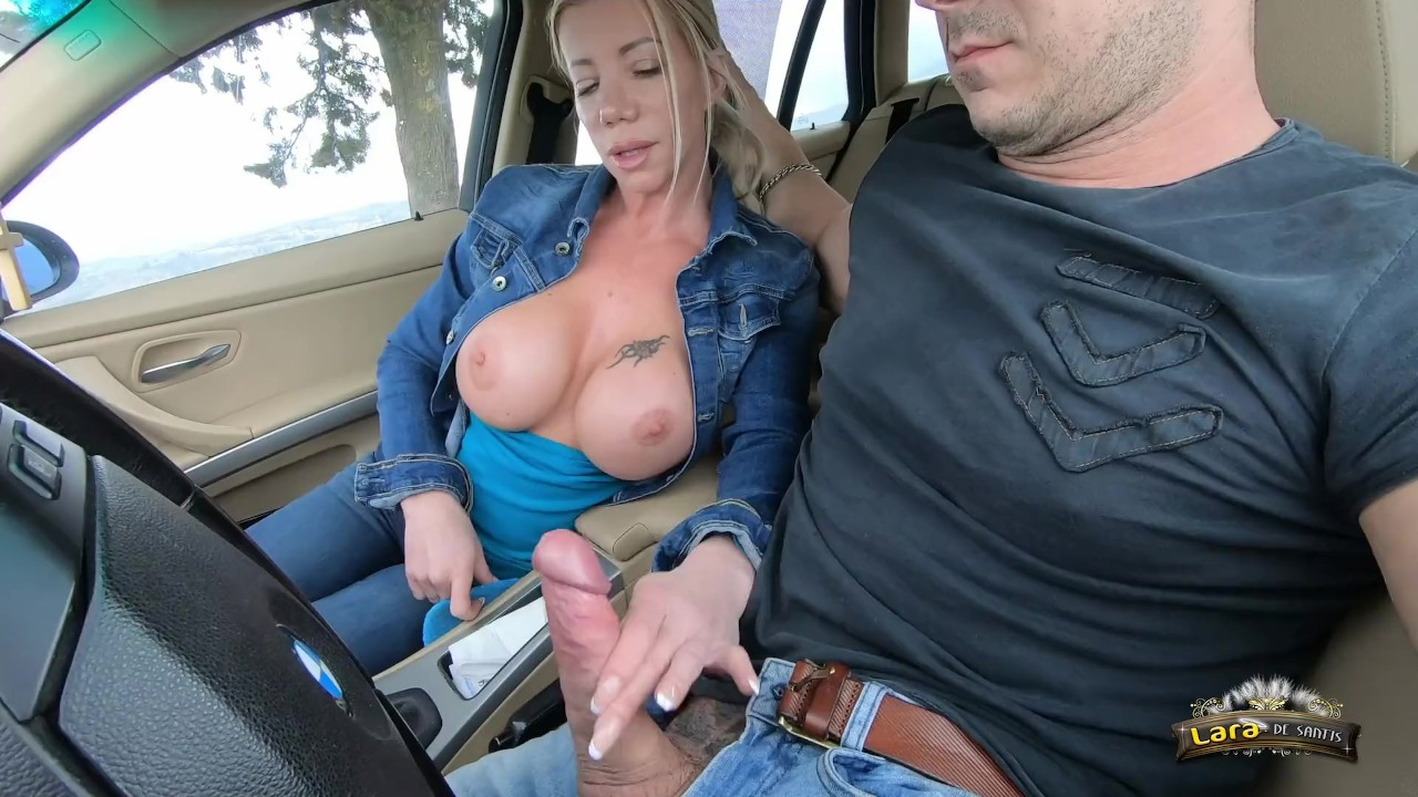 Horny Gal With Big Knockers Dildoing Herself To Orgasm