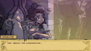 Akabur's Witch Trainer Uncensored Part 23