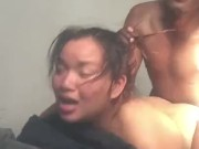 Asian getting dick down by BBC!!!!