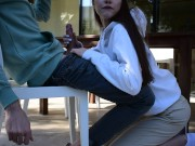 Traviesa Y Atrevida Solazola Da Mamada en Público
