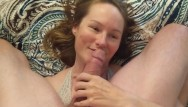 Aroused breast feeding feeding sexually while woman Fucking her mouth and feeding her my cum while she touches herself. pov