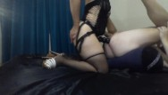 Strapon femdom video downloads - Femdom mistress lusinda big black strapon