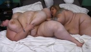 2 boys masturbate each other - 2 ssbbw fucking each other
