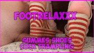 Adult water shoes Summer shoes cock trampling footrelaxxx