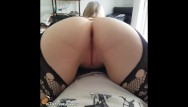 Big ass and pussy pics - Fingering young step sister tight pussy stockings