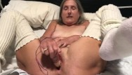 Adult toys rabbit discount cheap 60 year old granny milf mature gilf big orgasm with pink rabbit