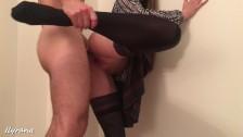 Schoolgirl hard anal punishment 4K | Ilyrana