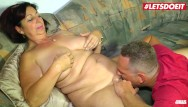 Facial nerve schwannomas Letsdoeit - rough sex for busty german mature with her lover