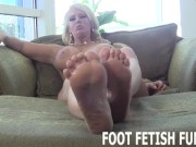 POV Foot Fetish And Femdom Feet Porn
