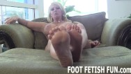 Foot fetish porn stars Pov foot fetish and femdom feet porn